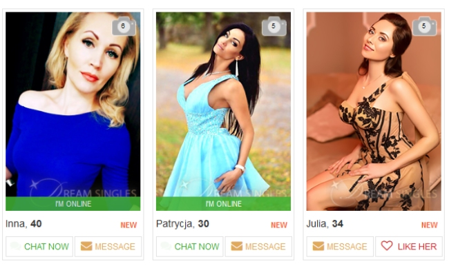 DreamMarriage Women Profiles, DreamMarriage com Review, Dating Slavic Women